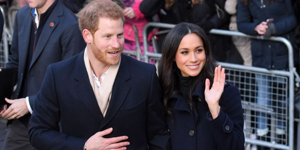 Meghan Markle and Prince Harry engagement