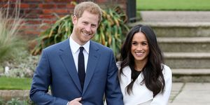Prince Harry and Meghan Markle | ELLE UK