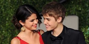 Selena Gomez and Justin Bieber | ELLE UK