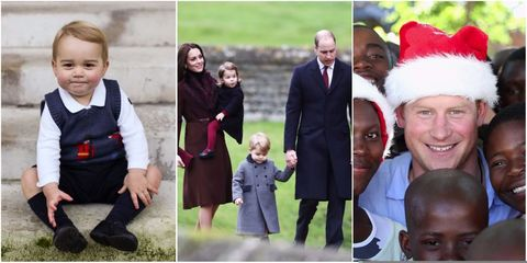 Royal Family Traditions | ELLE UK