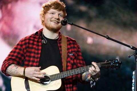 Ed Sheeran | ELLE UK