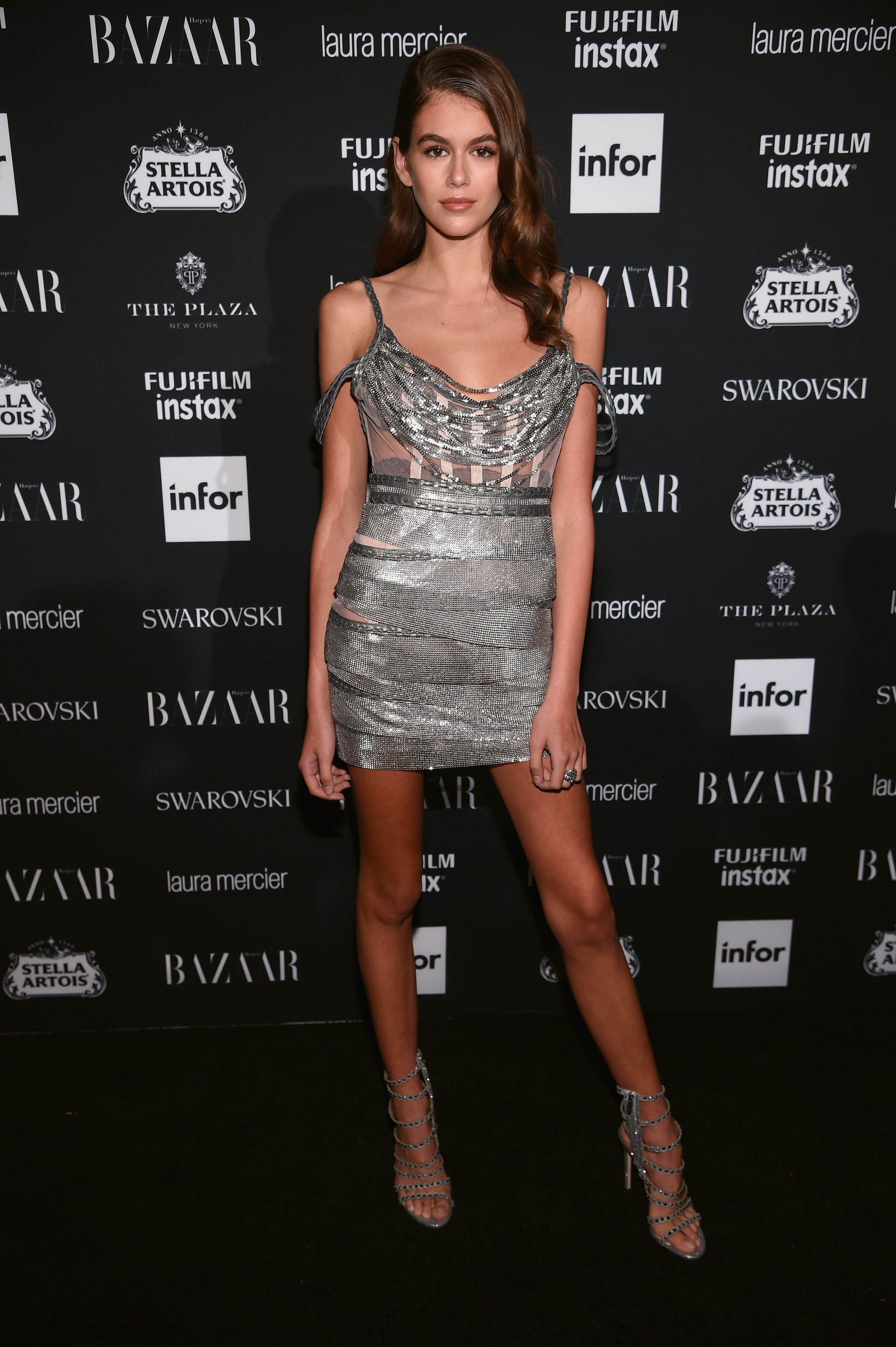 Every One Of Kaia Gerber\'s High-Fashion And Effortlessly Cool Looks
