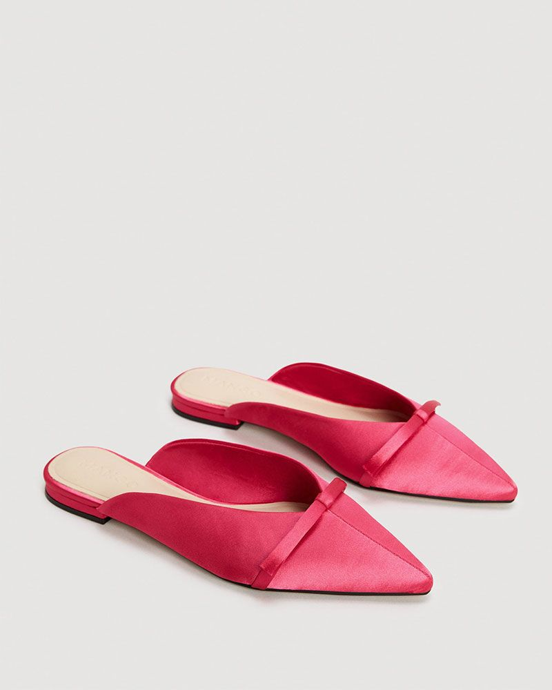 party flats - flat party shoes