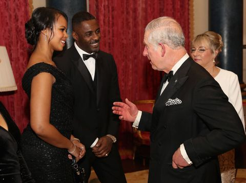Idris Elba, Prince Charles