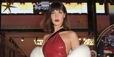 a9f759cfb85 Bella Hadid Went Straight From A Glamorous Event To A Free Palestine ...