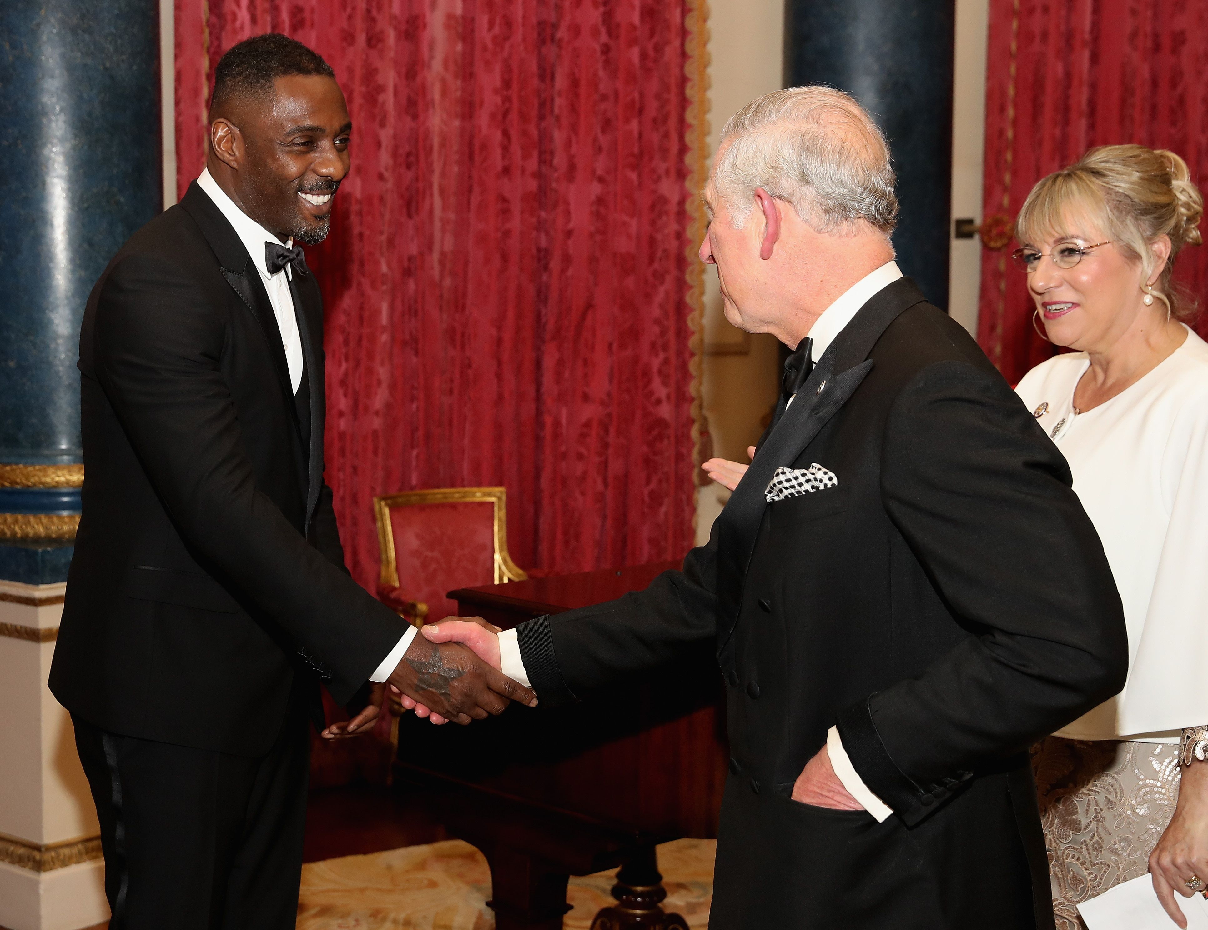 Idris Elba Just Gushed About Meghan Markle At A Dinner With Prince Charles