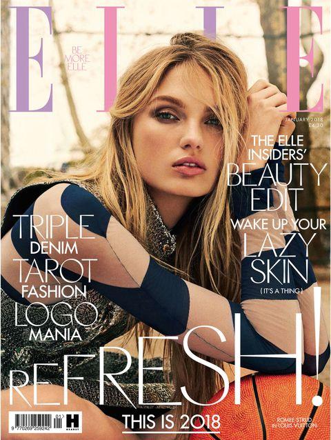 Romee Stridj is ELLE's January cover star | ELLE UK