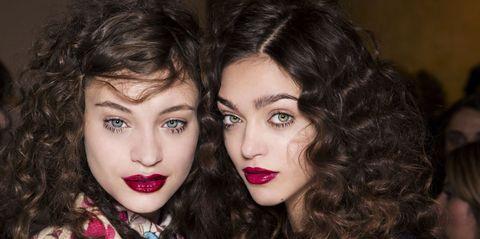 Hair, Lip, Face, Eyebrow, Beauty, Hairstyle, Skin, Cheek, Nose, Chin,