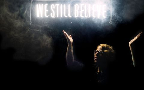 Marea Stamper, The Black Madonna presents We Still Believe, London