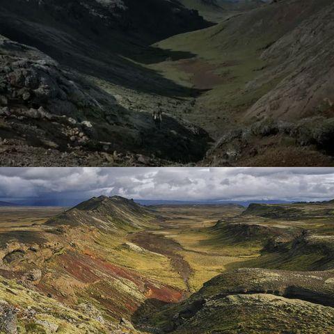 Mountainous landforms, Nature, Highland, Mountain, Natural landscape, Sky, Wilderness, Tundra, Geology, Fell,