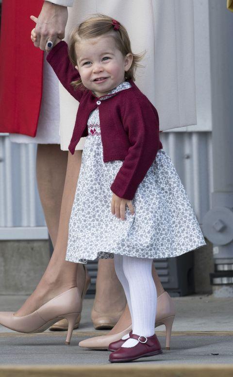 Princess Charlotte   ELLE UK