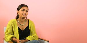 Amika George is the 18-year-old fighting poverty period | ELLE UK