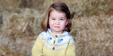 Princess Charlotte | ELLE UK
