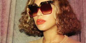 Beyonce Curly Hair Bob