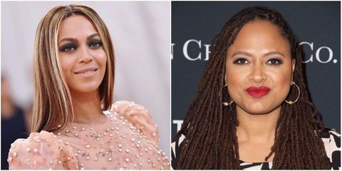 Beyonce and Ava DuVernay post behind the scene shots of Jay Z's new music video | ELLE UK