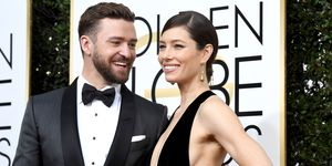 Justin Timberlake and Jessica Biel | ELLE UK