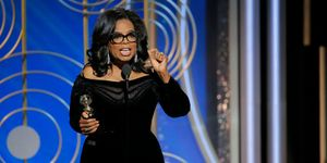 Oprah Winfrey speech at Golden Globes