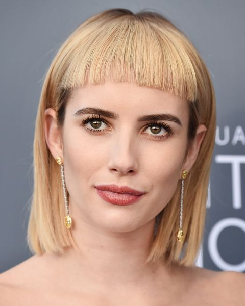 Hairstyle App: Best Fringe Hairstyles For 2019
