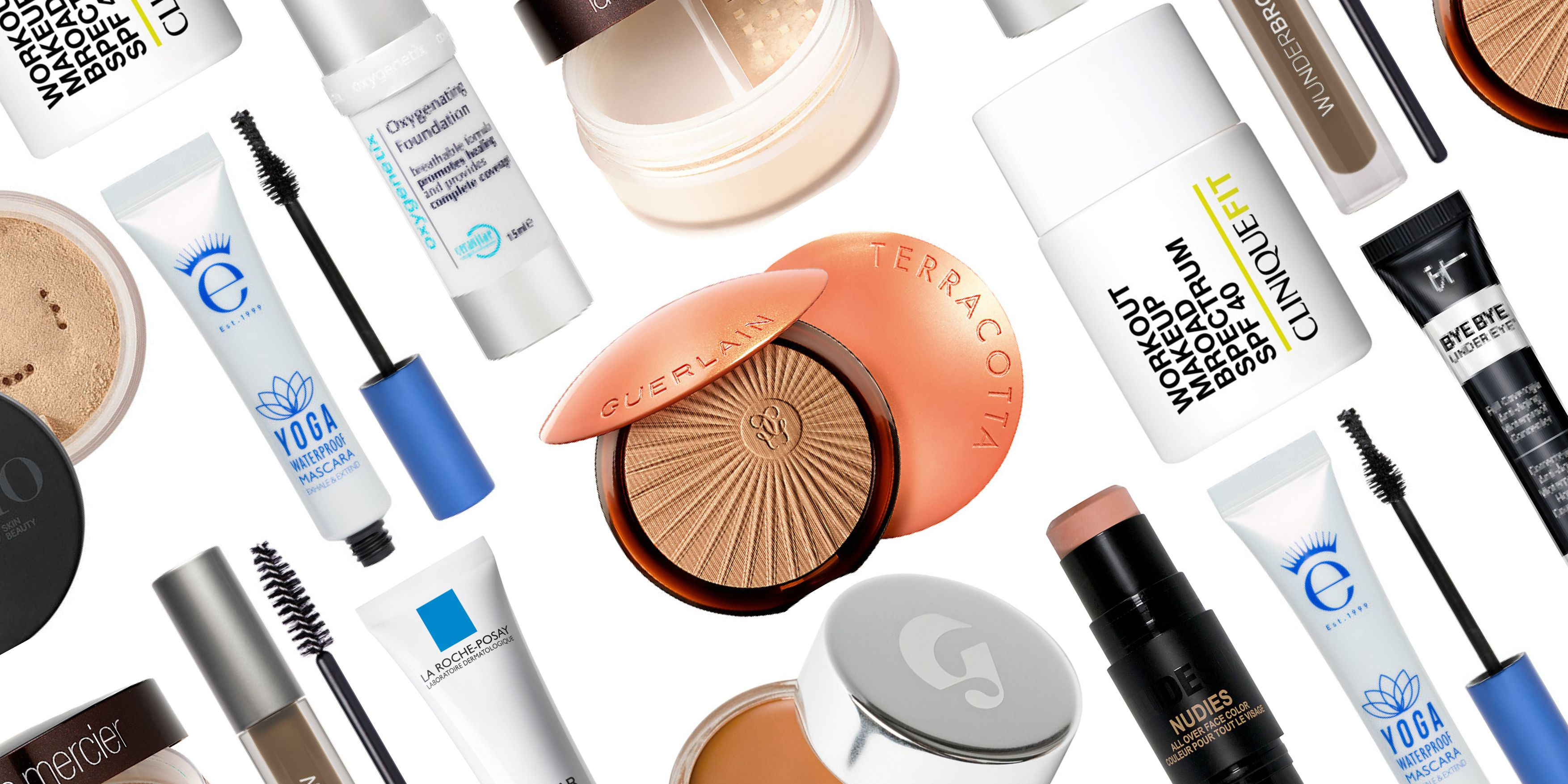 15 Make Up Products That Are Completely Gym Proof