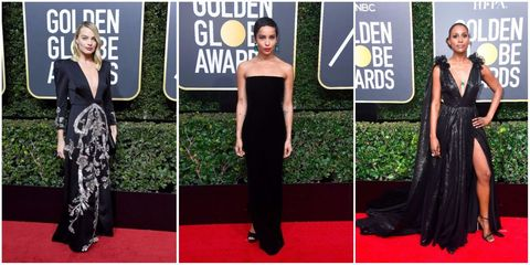 38cdf3a2659 Golden Globes 2018: The Best Red Carpet Looks