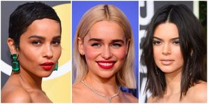 Golden Globes beauty looks 2018 | ELLE UK