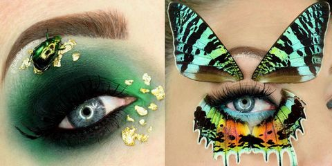 Green, Blue, Eye, Brown, Yellow, Eyelash, Eyebrow, Teal, Turquoise, Aqua,