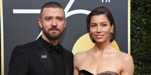 Justin Timberlake and Jessica Biel | ELLE UK