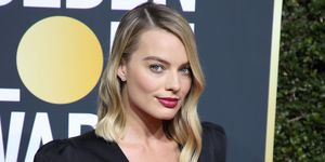 Margot Robbie Golden Globes 2018 Makeup