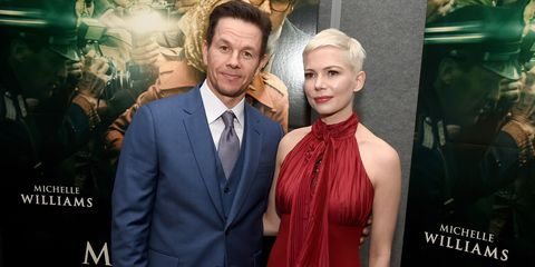Mark Wahlberg, Michelle Williams all the money in the world