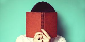 woman reading | ELLE UK