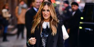 Sarah Jessica Parker in New York ELLE UK best dressed