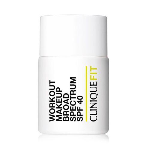 CliniqueFIT Workout Makeup Broad Spectrum SPF40