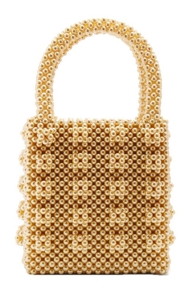 Pearl, Shrimps, bag