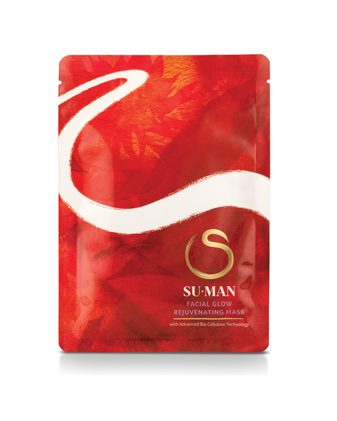 Su-Man Facial Glow Rejuvenating Mask