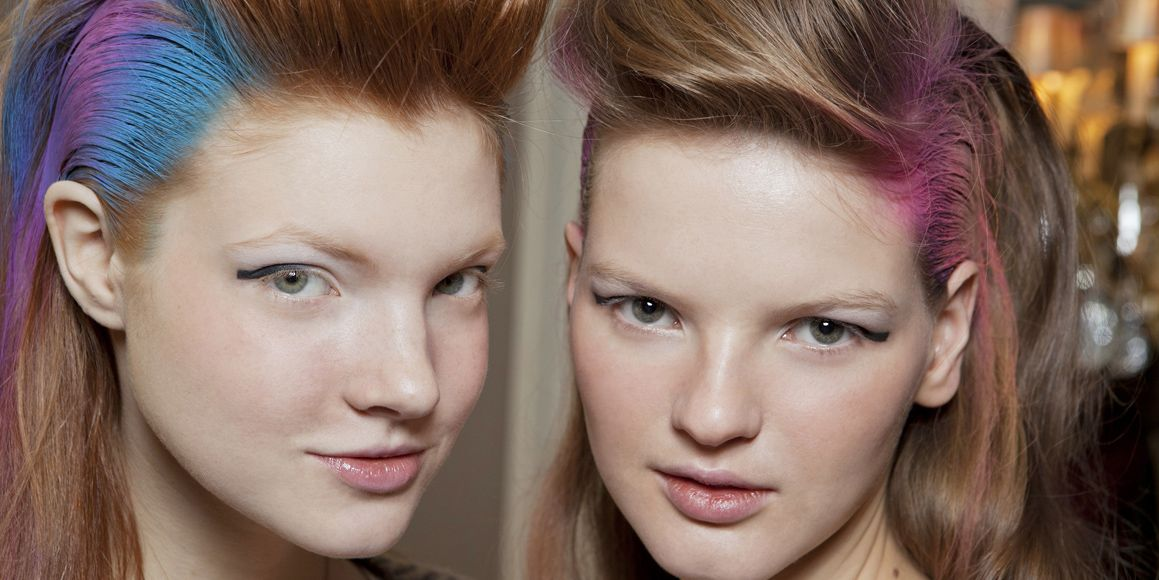 The Colour Changing Hair Dye Thats Like A Mood Ring For Your Hair