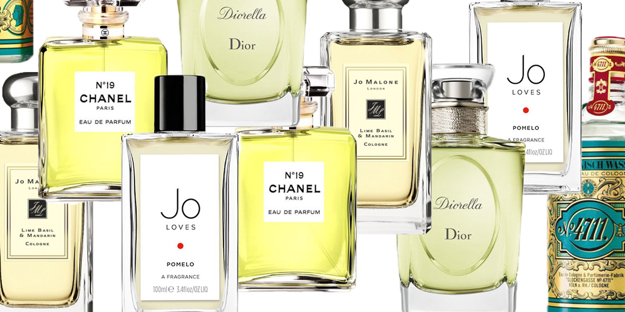 Jo Malones Top 10 Fragrances Of All Time