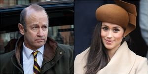 Henry Bolton and Meghan Markle | ELLE UK