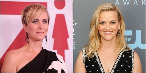 Reese Witherspoon and Kristen Wiig | ELLE UK