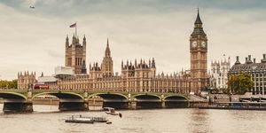 Big Ben and the Parliament in London | ELLE UK