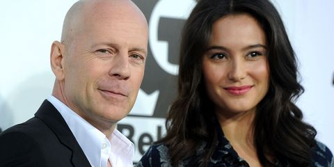 Bruce Willis and Emma Heming Willis | ELLE UK