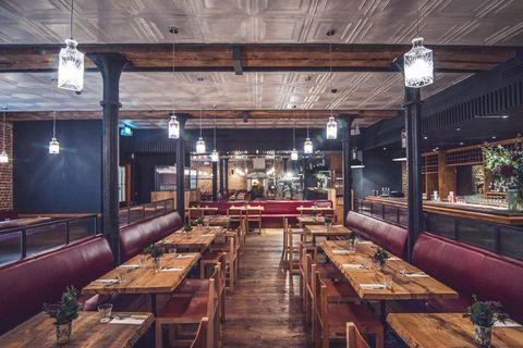 Mac and Wild, Scottish restaurant, Burns night, London