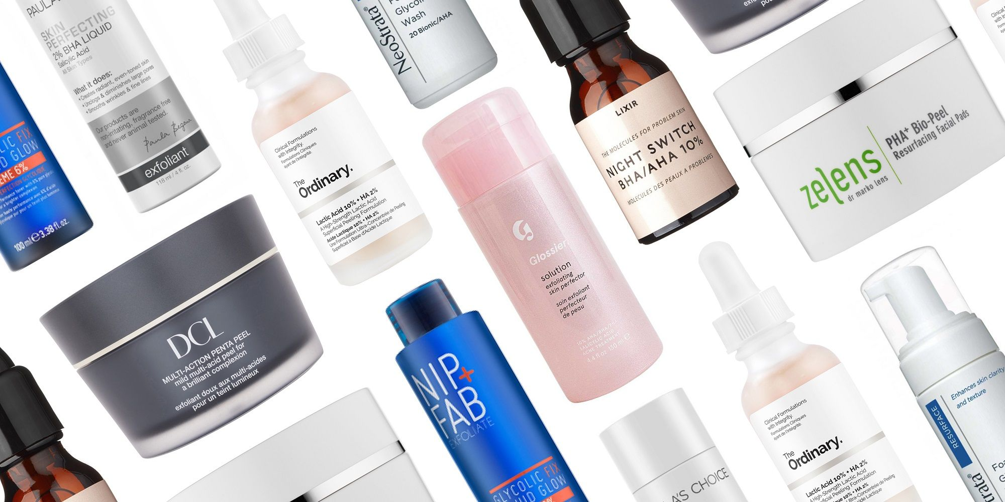 Acids For Your Skin: What Are AHAs, BHAs And PHAs In Skincare?