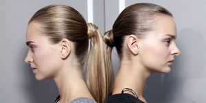 Reverse Balayage Hair Trend