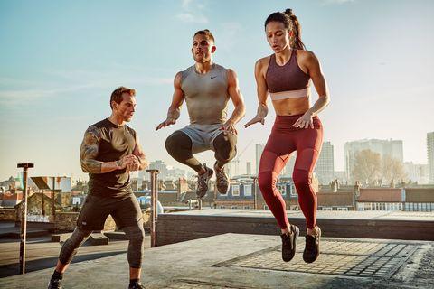 WOD | dritter Raum | Fitness steigern Geheimnisse aus dem Spitzensport
