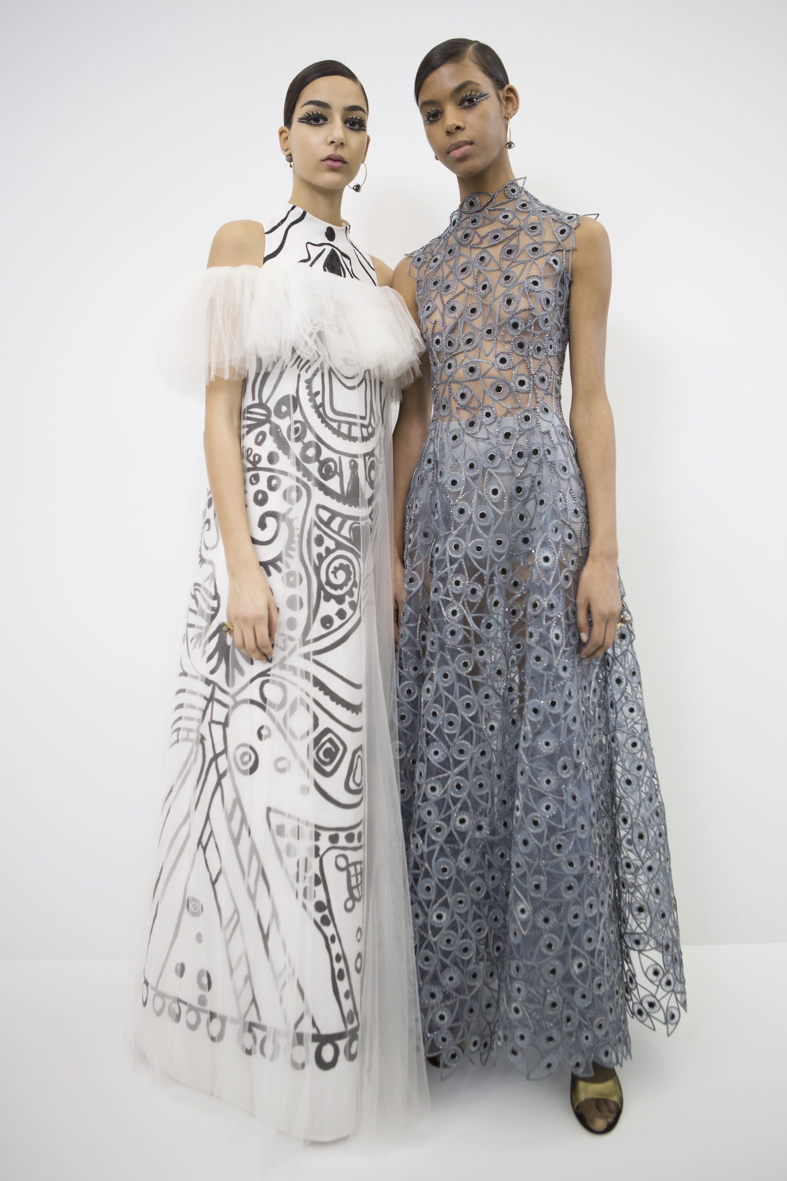 Haute Couture Hair Best Dresses SS18