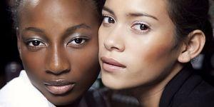 Bezplatné makeup značky krutosti
