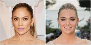 Jennifer Lopez and Kate Upton | ELLE UK