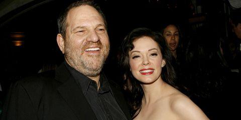 Harvey Weinstein   ELLE UK