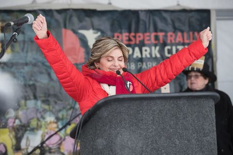 Seeing Allred - 14 Things You Need To Know About Gloria Allred