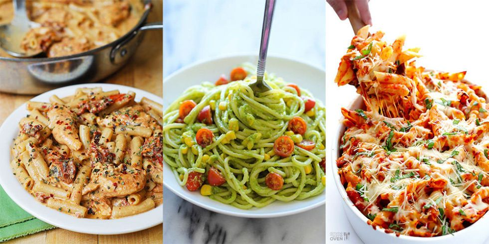 People Who Eat Pasta Are Healthier And Eat Less Fat, Study Says
